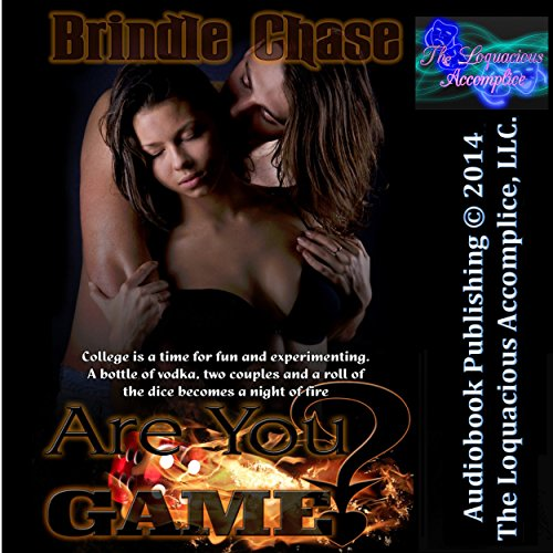 Are You Game? audiobook cover art