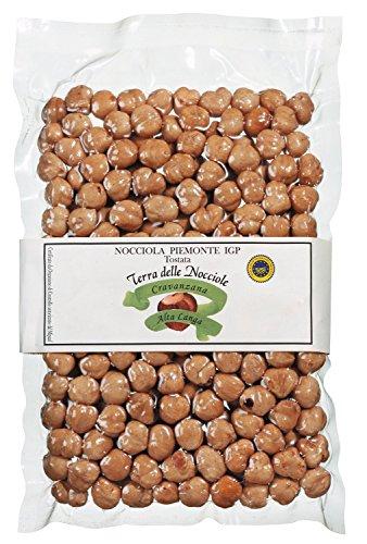 Ganze Premium Haselnüsse aus dem Piemont von Terra delle Nocciole - Tonda Gentile (Natur ohne Schale) 250 g