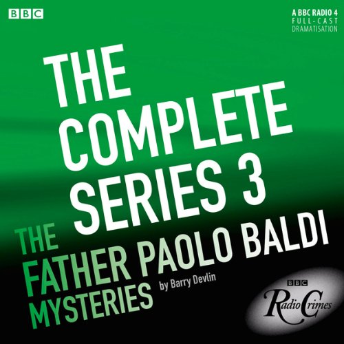 Baldi: Series 3 audiobook cover art