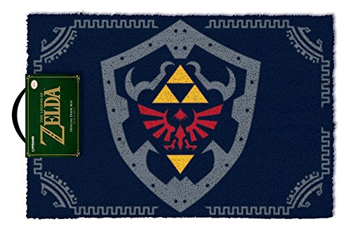 Empireposter Legend of Zelda The Hylian Shield - Felpudo
