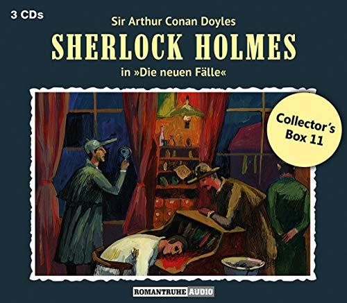 Die Neuen Fälle: Collector's Box 11 (3cd)