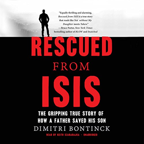 Rescued from ISIS audiobook cover art