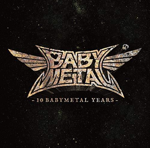 「10 BABYMETAL YEARS」(通常盤)[CD]