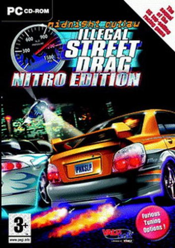 Midnight Outlaw: Illegal Street Drag - Nitro Edition [PEGI]