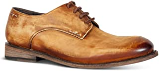 WMZQW Chaussures Homme Cuir Casual Style Derby Chaussures de Ville à Lacets Oxford Confortable 38-50