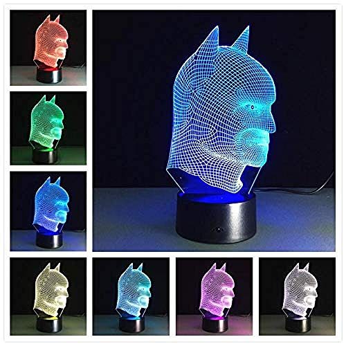 USB led lamp 3D lamp Star Wars lamp 3D Visual led Night Lights for Kids Robot r2-d2 Touch USB Table lamp Switch Touch USB Rechargeable Wife Husband Son Daughter Father Father Mother Small