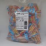 efrutti Hot Dog Gummy Candy, 2 LB - 101 Count Bulk Bag