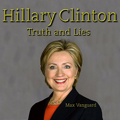 Hillary Clinton audiobook cover art