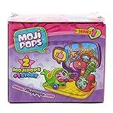 MOJI POPS- Story Box MOJIPOPS Serie 1 Tarjetas didácticas, Multicolor (MAG00811)