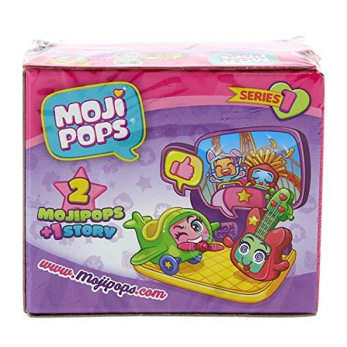 MOJI POPS- Story Box MOJIPOPS Serie 1 Tarjetas didácticas (MAG00811)