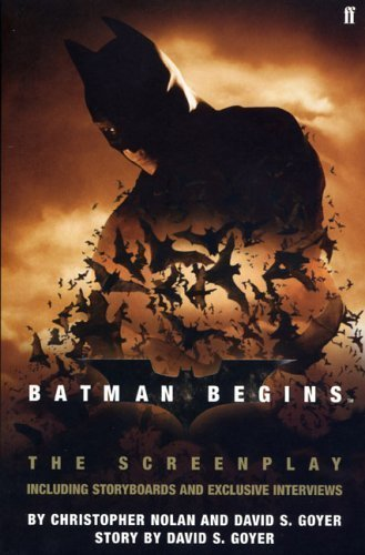 Batman Begins by Christopher Nolan (2005-07-27)