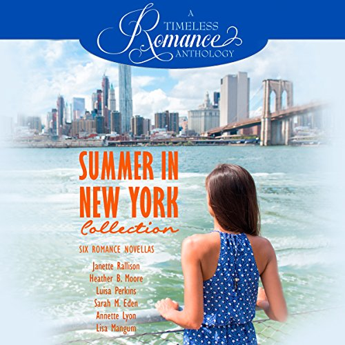Summer in New York Collection audiobook cover art