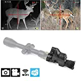 Best Night Vision Scopes - Digital Night Vision - 1080p HD WiFi Camera Review