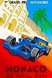 ABLERTRADE 2011 Monaco Grand Prix Automobile Race Car