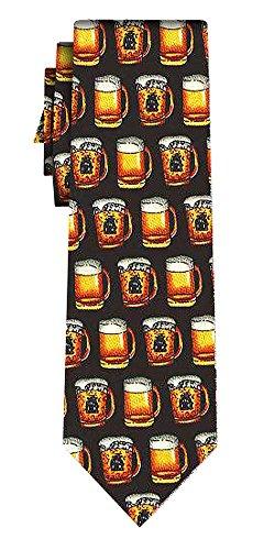 Générique cravate beer beer beer blk