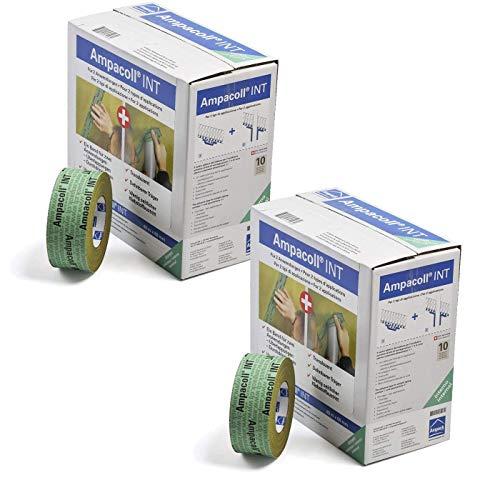 AMPACK Ampacoll ® INT 60MM x 40MTR für Überlappungen & Durchdringungen; Swiss Quality (2 Rollen)