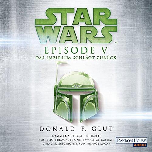 Das Imperium schlägt zurück audiobook cover art