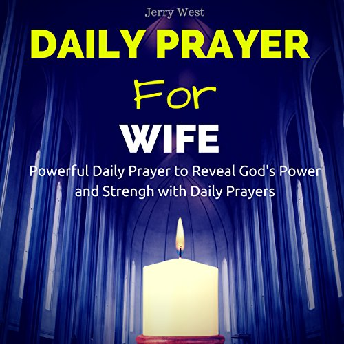 Daily Prayer for Wife audiobook cover art