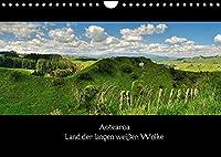 Aotearoa - Land der langen weissen Wolke (Wandkalender 2022 DIN A4 quer): Grandiose Landschaften Neuseelands im Panoramaformat (Monatskalender, 14 Seiten )