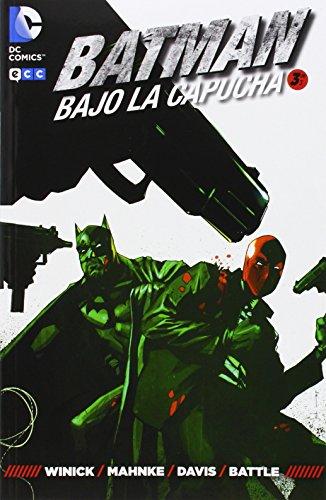 Batman: Bajo la capucha núm. 03
