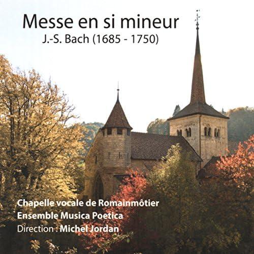 Chapelle Vocale de Romainmôtier & Ensemble Musica Poetica