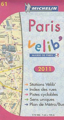 Paris velib'