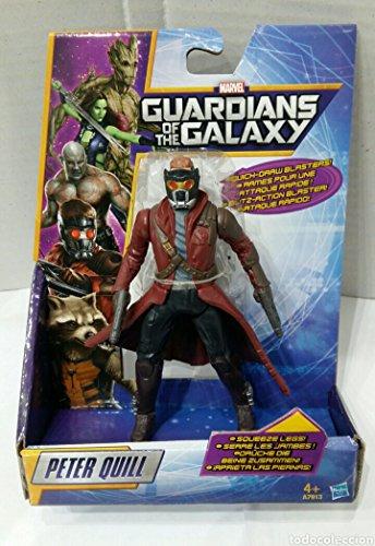 Guardians de la Galaxy – Figur Peter Quill – Modelle / Farben Sortiert, 1 Stück