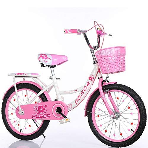 XNEQ Bicicletas Plegables para Estudiantes Adolescentes, Bicicletas para Niños Y Niñas, (6-16 Años), 18/20/22 Pulgadas,2,22