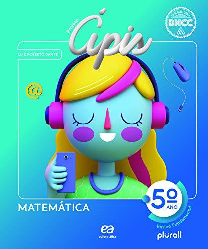Projeto Ápis - Matemática - 5º ano
