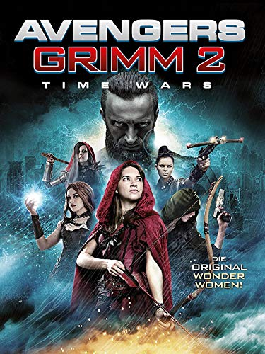 Avengers Grimm 2 - Time Wars