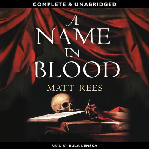 A Name in Blood cover art