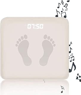 IDEAcone Heavy Sleeper Alarm Clock, Pressure Sensitive Alarm Clock, Mat Rug Bedroom Alarm Clock Wakes You Up Immediately (Only Stop When Stand on)