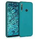 kwmobile Cover Compatibile con Huawei P40 Lite E - Custodia in Silicone TPU - Backcover...