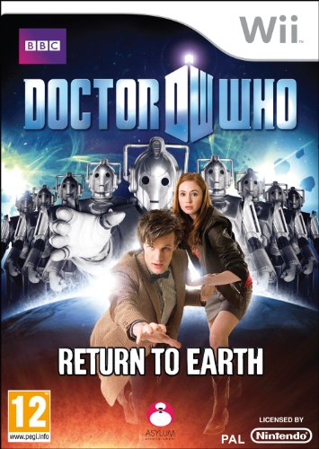Doctor Who : return to earth [import anglais]