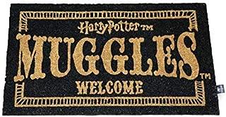 Multicolor /única Multicolor Harry Potter Felpudo Mischief Managed Doormat Official Merchandising Referencia DD Textiles del hogar Unisex Adulto