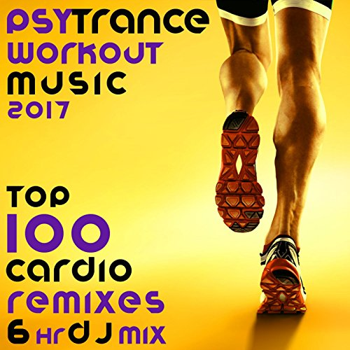 Time for the Stairmaster, Pt. 6 (140 BPM Progressive Goa Fitness DJ Mix)