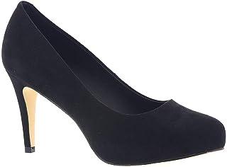 Steve Madden Women's Jelsey Black Fabric Fashion Sandals-4.5 UK/India (37 EU) (6.5 US) (882946324798)