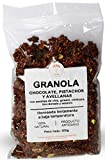 Granola de Chocolate, Pistachos y Avellanas (Pack: 3 x 300gr) Peso Total: 900gr