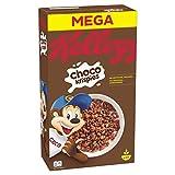 Kellogg's Choco Krispies Cerealien | Einzelpackung | 720g -