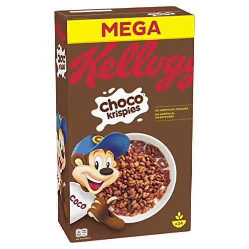 Kellogg's Choco Krispies Cerealien | Einzelpackung | 720g