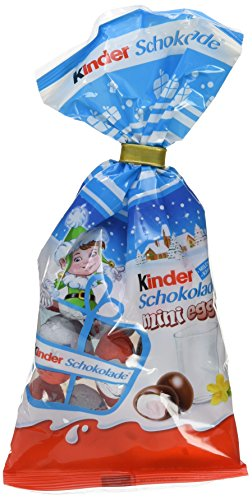 kinder Schokolade Mini Eggs, 6er Pack (6 x 100 g)