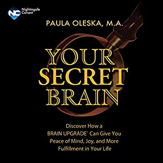 Your Secret Brain cover art
