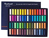 REMBRANT Espace Beaux Arts Rembrandt Soft Pastel Cardboard Box Set - 60 Half Stick General Selection - Art Supplies, de Luxe Set