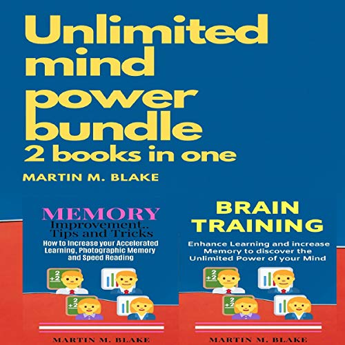 『Unlimited Mind Power Bundle Two Books in One』のカバーアート