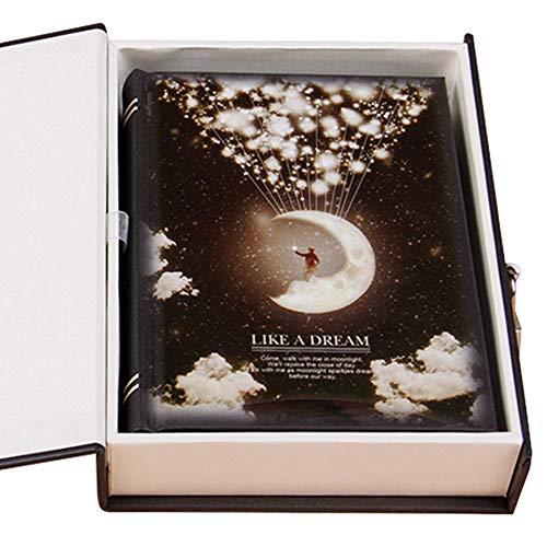 Diario con candado 'Like a Dream' (luna)