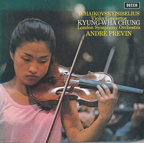 チャイコフスキー:ヴァイオリン協奏曲(紙ジャケット仕様)