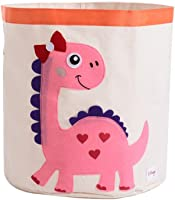 MxZas Durable Storage Basket - For Organizing Toy Storage Baby Toys Kids Toys Dog Toys Baby Clothing Children Books Easy to Assemble (Color : Small animals, Size : Free size)