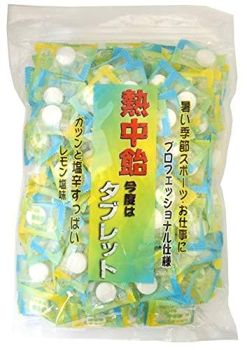 井関食品 熱中飴タブレット 業務用 620g×3袋セット