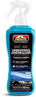 Limpa Vidros Anti-embaçante Proauto 200 ml