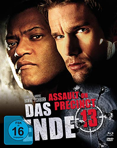 Das Ende - Assault on Precinct 13 - Mediabook [Blu-ray]